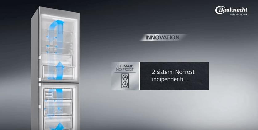 frigoriferi bauknecht